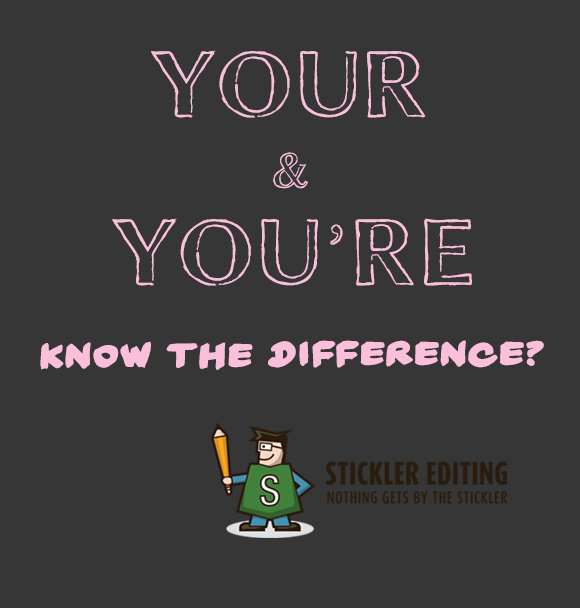 Grammar and Spelling Tips - Your and You're