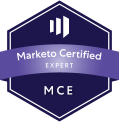 Marketo MCE Creditation